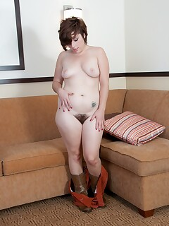 Hairy Boots Pics